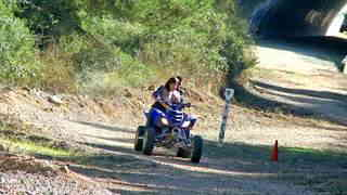 ENCULEE SUR UN QUAD  photo 01