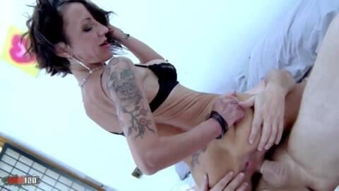 Dilatation intense et femme fontaine photo 3